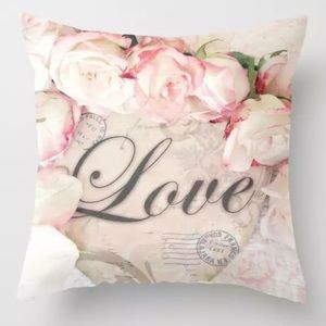 Other - Pillow Cover Love